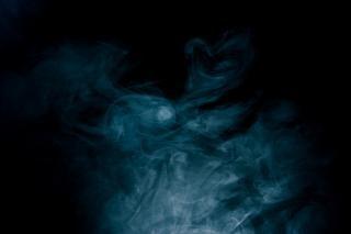 humo, la contemplación Foto Gratis