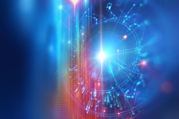 Ilustración de fondo de signo de astrología y alquimia Foto Premium