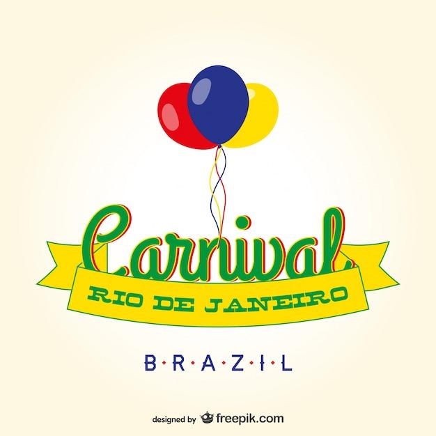 Imagen carnaval de Brasil