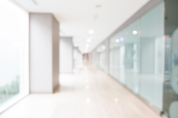 Interior borroso abstracto del hotel Foto gratis