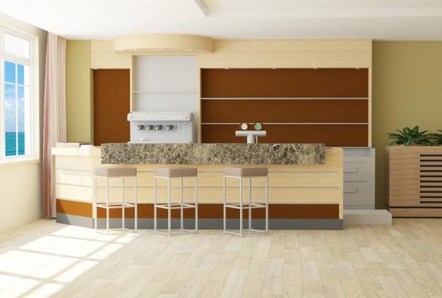 Perfecto 3d Diseñador De La Cocina En Línea Gratis Ilustración ...