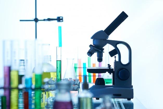 Interior del laboratorio Foto gratis