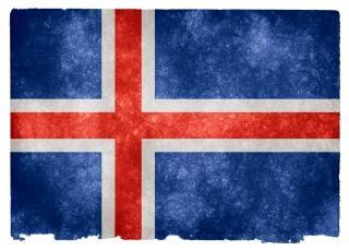 Resultado de imagen de bandera islandia