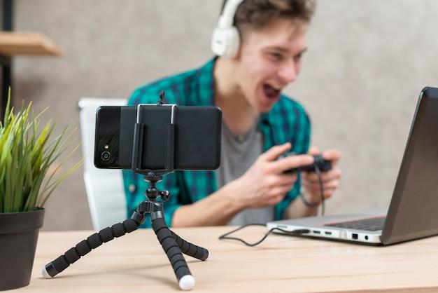 Jugador Foto gratis