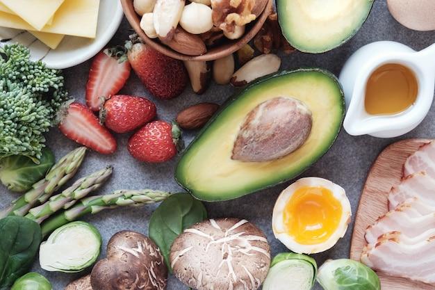 dieta cetogenica saludable