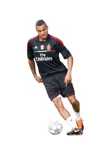 Kevin-Prince Boateng, el AC Milan de la Serie A Foto Gratis