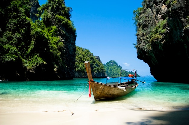 Krabi en verano Foto Premium
