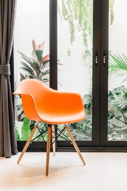La decoraci n de muebles de la silla amarilla residencial for Muebles la silla