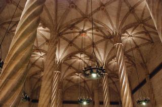la iglesia de Valencia, España, marzo 2007 Foto Gratis
