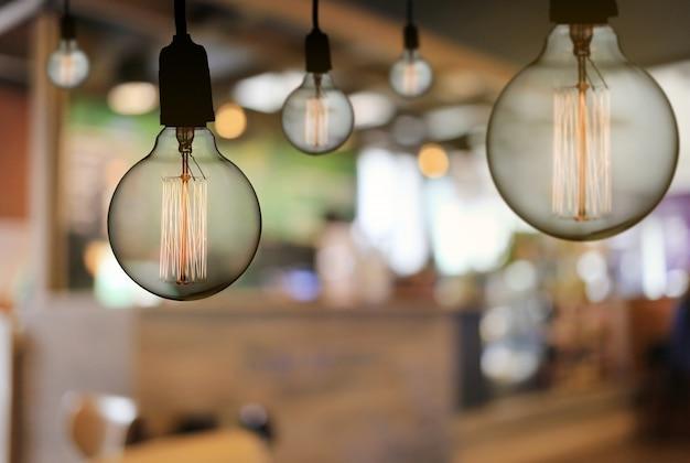 vintage bombilla el o La lámpara cuelga en la moderna del v8nOPy0mNw