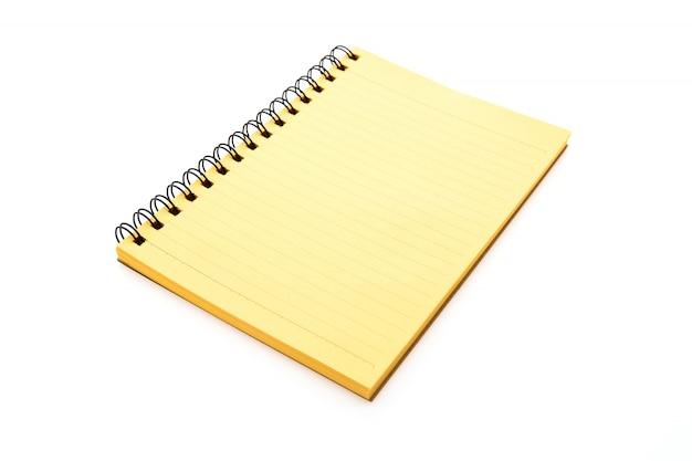 Madeheart Cuaderno De Dibujo Libreta Para Dibujar Hecho: Libreta Amarillas En Un Fondo Blacno
