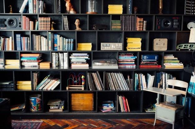 Libros estante descargar fotos gratis - Estantes para libros ...