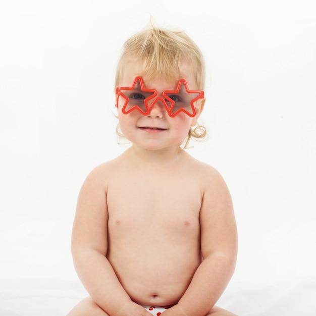 Lindo bebé Foto Premium