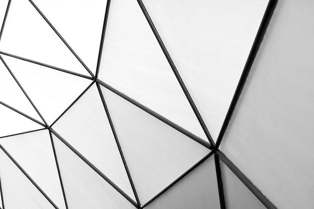 Líneas abstractas de arquitectura de fondo | Foto Premium