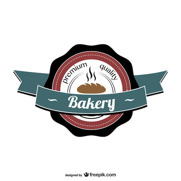 Logos Panaderia Vector Logo Retro de Panadería