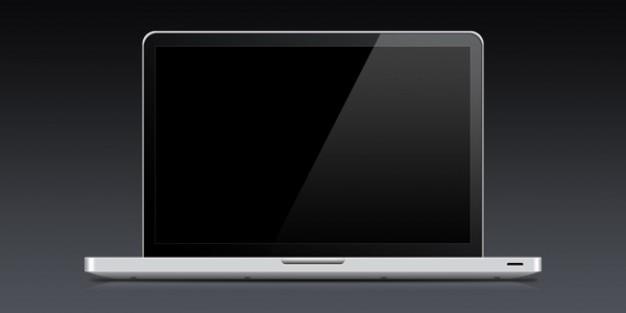 MacBook Pro ordenador portátil psd