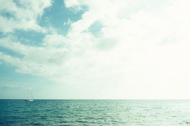 Mar disuelto Foto gratis