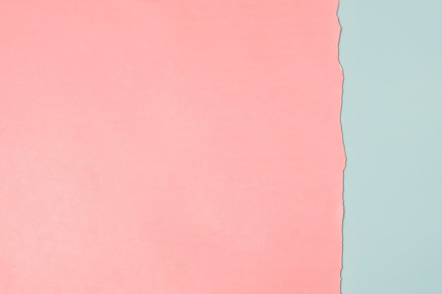 Marco completo de papel de doble color de fondo. Foto gratis