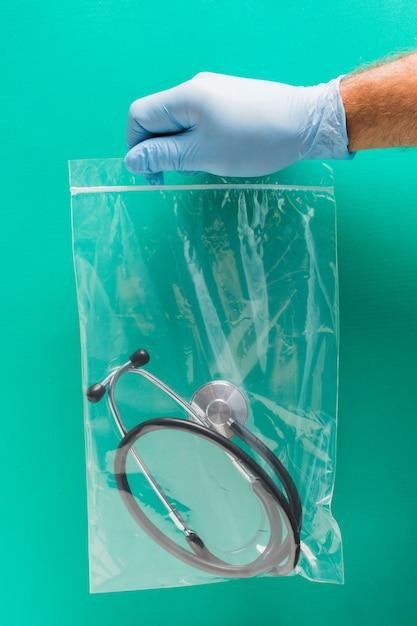 Material médico Foto gratis