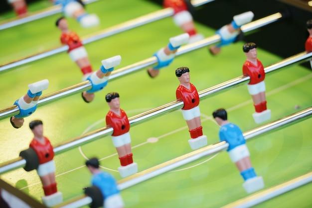 Mesa De Juego De Futbol Soccer Descargar Fotos Premium