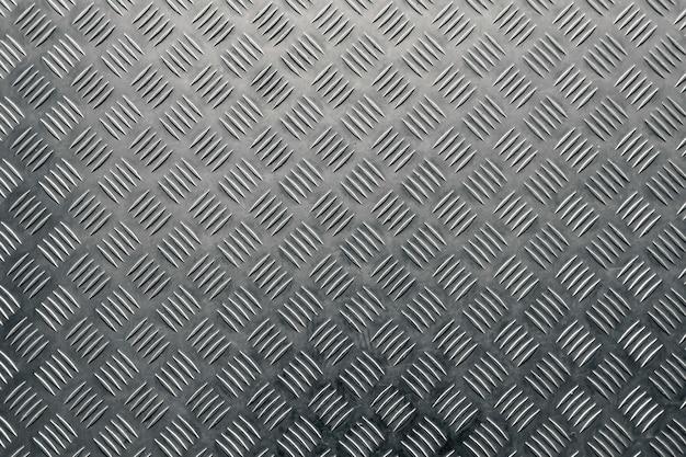 De metal con patten repetitivo Foto Premium