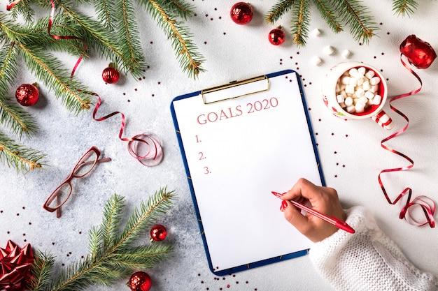 Metas 2020 2020 Planes Acción Conceptos De Motivación