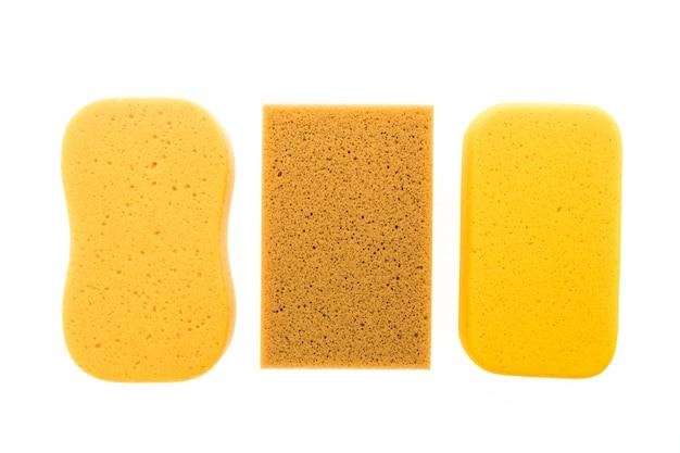 Micro esponja Foto gratis