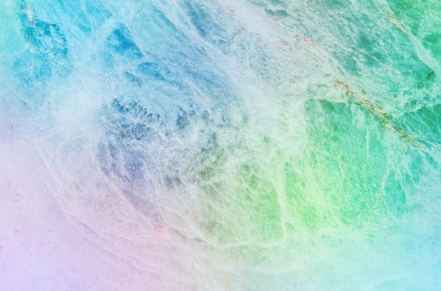 El modelo abstracto superficial del primer en la pared de piedra de mármol colorida texturizó el fondo Foto Premium