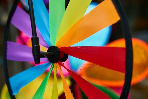 Molinillo de colores Foto gratis