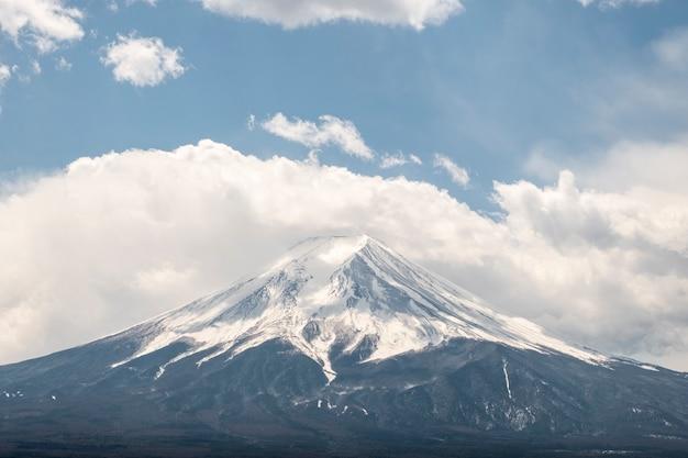 Montaña de fuji, japón Foto gratis