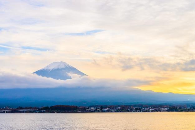 Montaña fuji Foto gratis