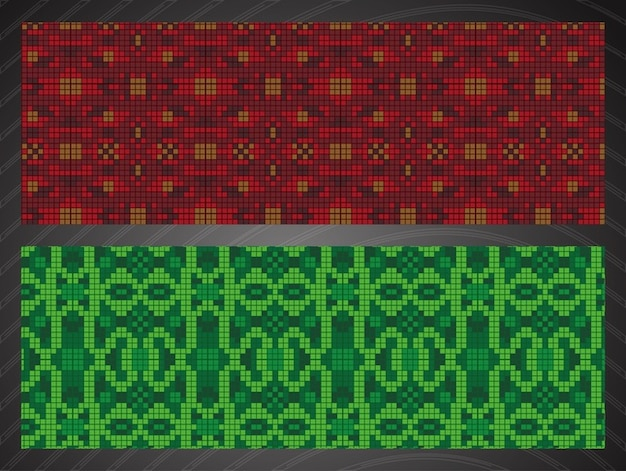 Mosaico vector patrones de colores de fondo descargar fotos gratis - Mosaico de colores ...
