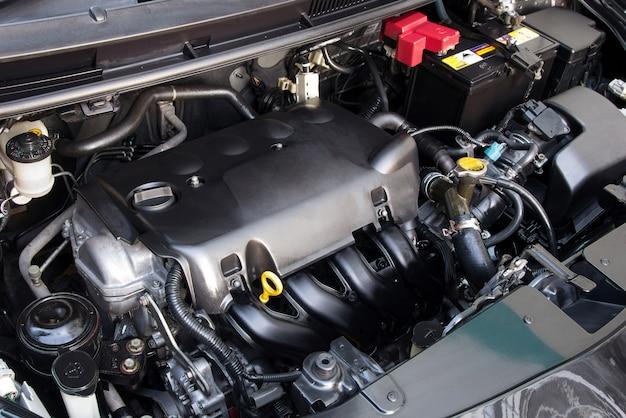 Motor del coche Foto gratis