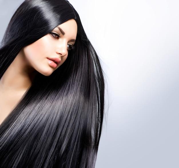 Mujer hermosa con estilo Foto Premium