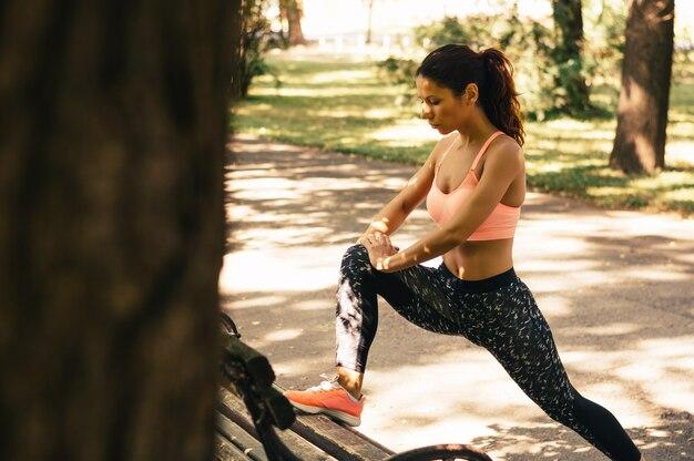 Trotar en las mañanas: ¿un ejercicio efectivo para bajar de peso?1