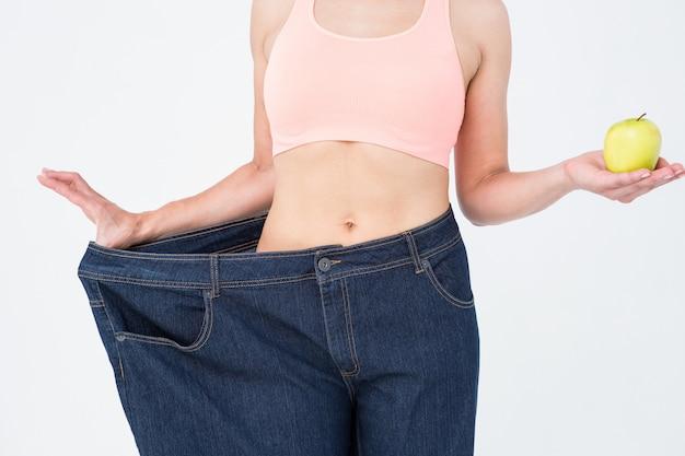 como perder peso en la cintura