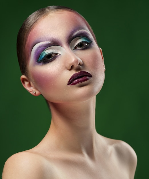 Maquillaje Avatar Mujer Gallery Of Peluca Avatar Jake Sully With