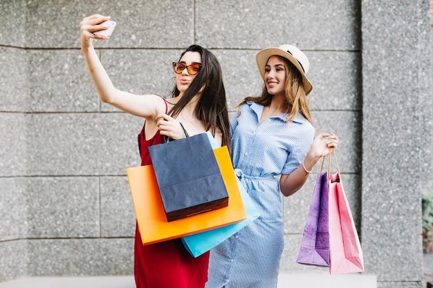 Resultado de imagen para selfies compras
