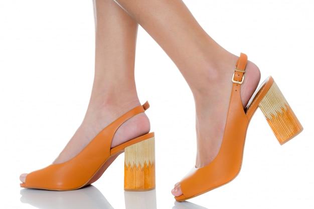 Sandalias Altas para Mujer