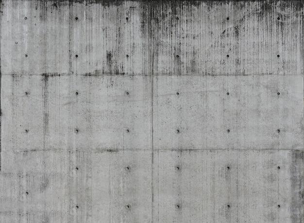 Muro de cemento envejecido sucio del cemento para cualquier fondo de la textura del diseño. Foto Premium