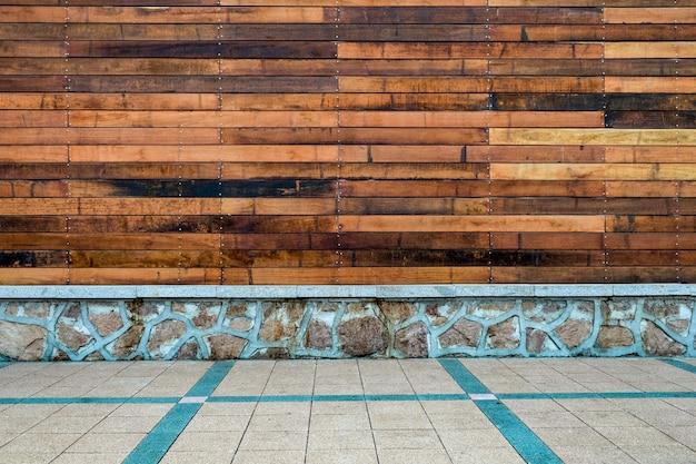 Muro de madera con base de cemento descargar fotos gratis - Muro de madera ...