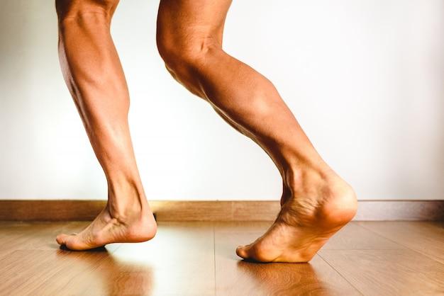 descargar los musculos delas piernas