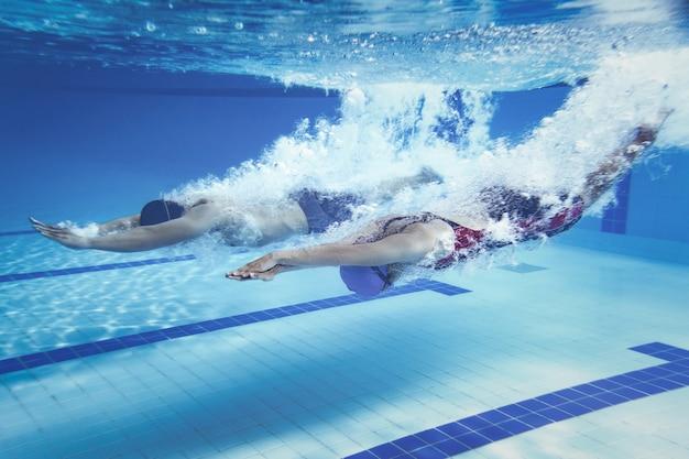 Beneficios de nadar en la salud