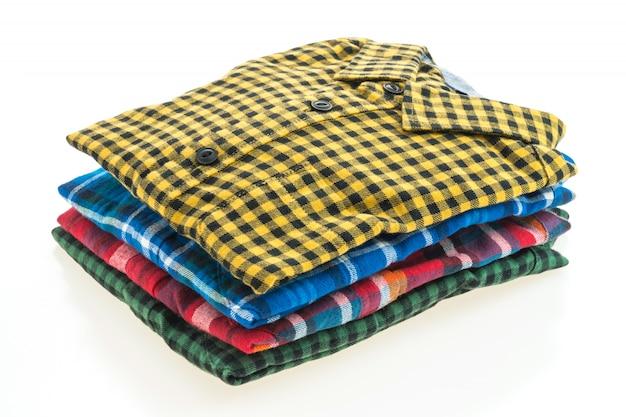 Nadie textiles de algodón de la manera superior Foto gratis