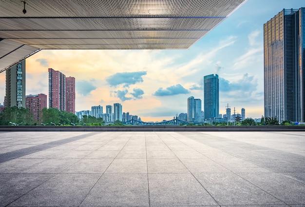 Negocio urbano centro china financiero Foto gratis