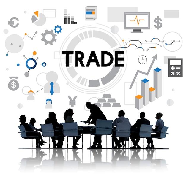 Negocios y comercio Foto gratis