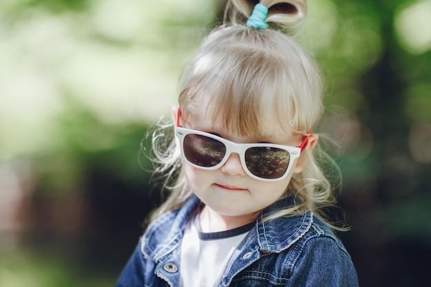 niña pequeña rubias