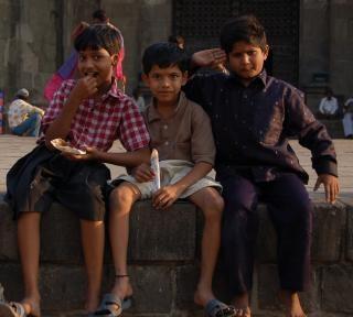 niños, indígenas Foto Gratis