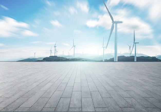 Molino de viento fotos y vectores gratis for Piscina molino de viento y sombrilla
