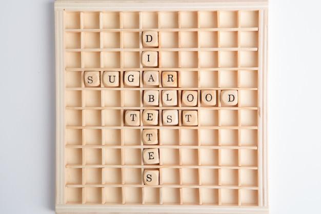 juegos de palabras con diabetes